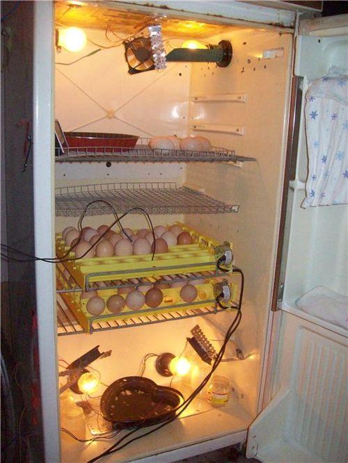 Изготовление холодильника в домашних условиях 84