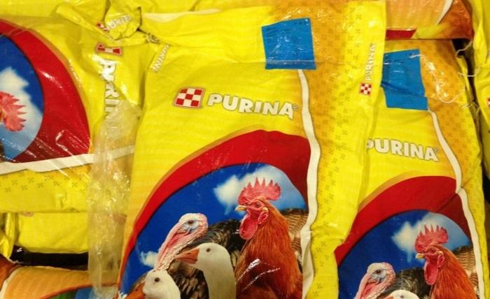Комбикорм Пурина для цыплят