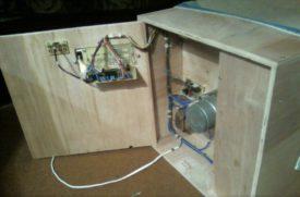 Фанерный инкубатор
