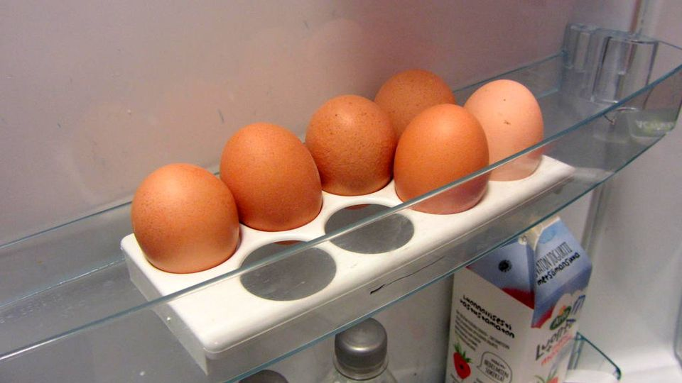 Сколько хранить в холодильнике