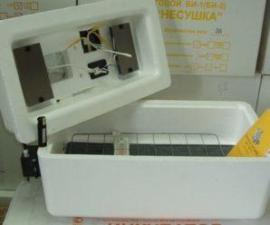 Несушка Би-1 и Несушка Би-2 – инкубаторы для домашнего выведения птиц