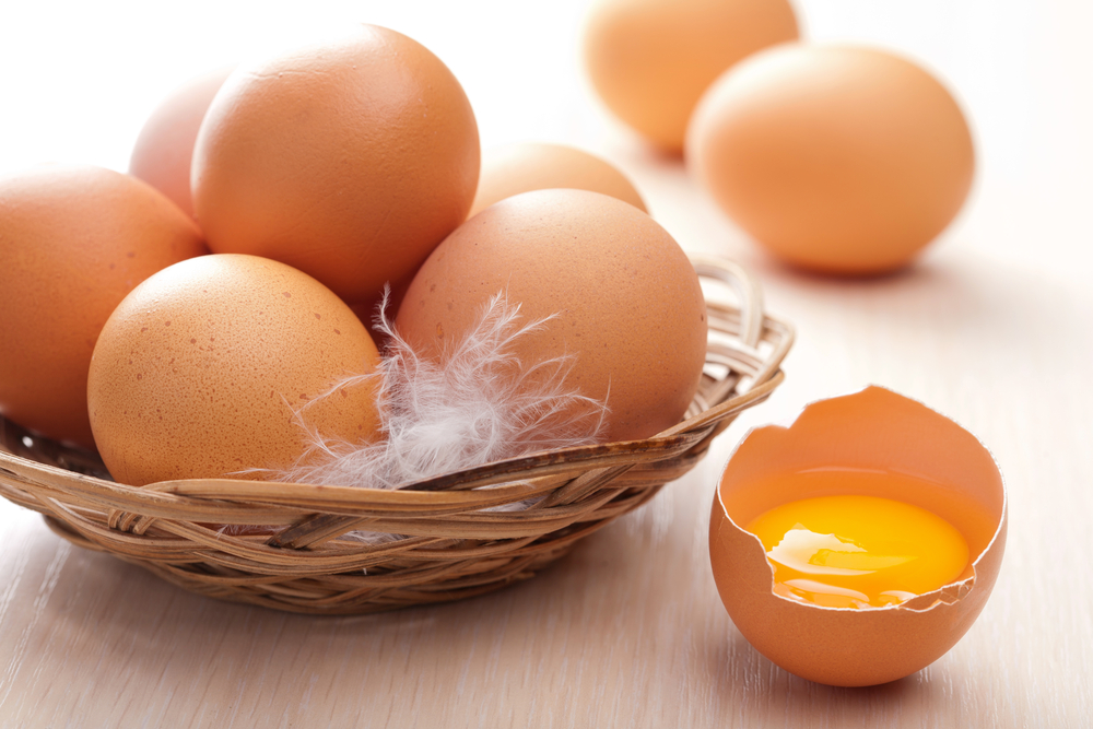 Химический состав куриного яйца