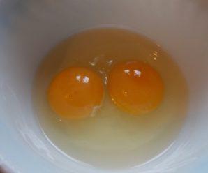Двухжелтковые яйца у кур: причины появления и способы решения проблемы