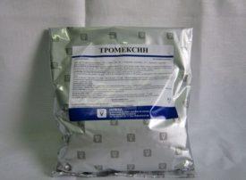 Тромексин для кроликов
