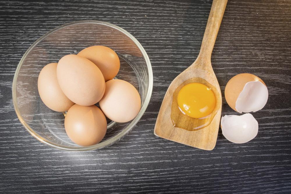 Вред сырых яиц