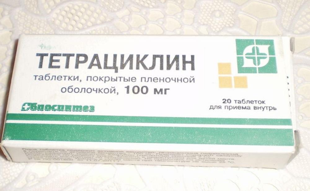 Тетрациклин для лечения телят