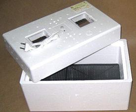 Пенопластный инкубатор