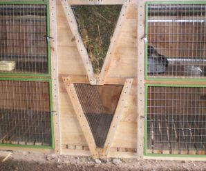 Клетки для кроликов по методу Золотухина: авторская разработка отечественного фермера