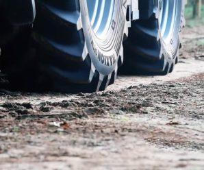Каковы преимущества тракторных шин с технологией Very High Flexion