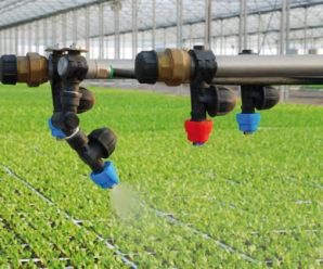 Как выбрать форсунки для сельскохозяйственной техники